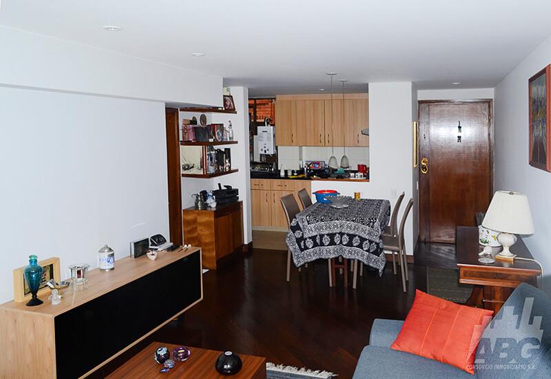 Apartamento en venta, barrio Bella Suiza
