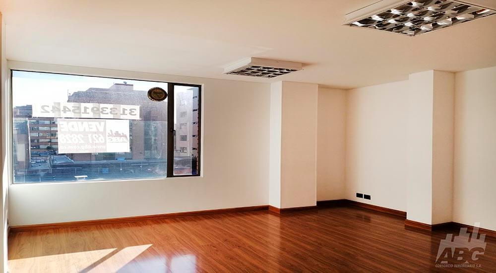 Oficina en venta en El Chicó