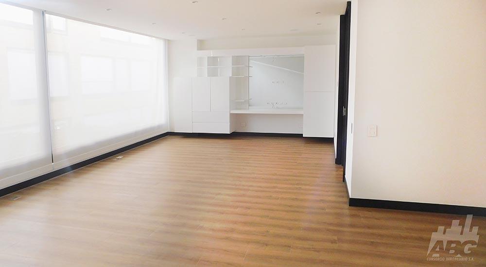 Apartamento en Santa Bárbara ABG