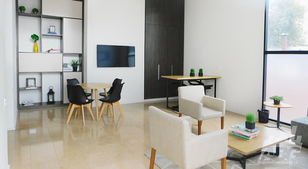 Apartaestudio Centro Internacional ABG Inmobiliaria