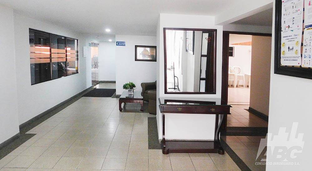Arriendo apartamento en Marly ABG Consorcio Inmobiliario S.A.