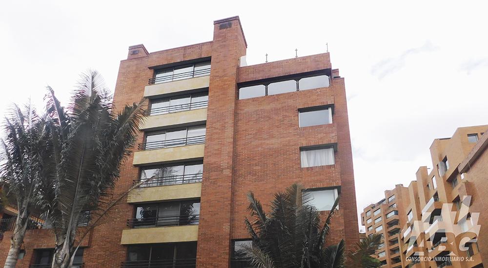 Apartamento en arriendo en Los Rosales