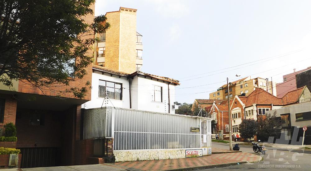 Apartamento en arriendo en Chapinero Alto