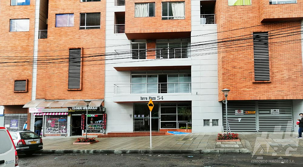 Apartaestudio en arriendo en Chapinero