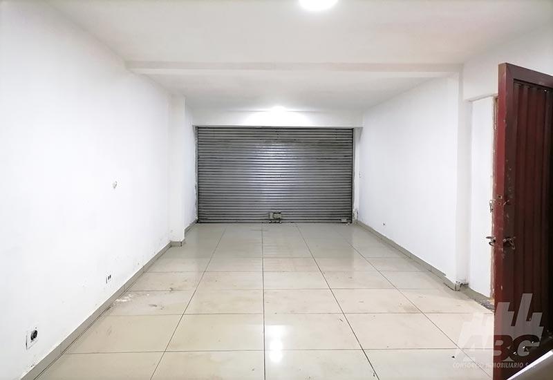 Arriendo local en el Tunal ABG Consorcio Inmobiliario S.A.