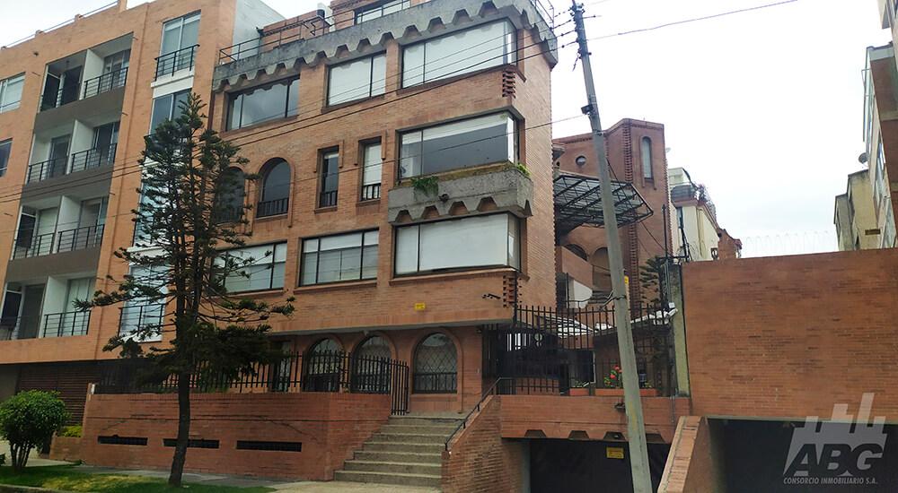 Apartaestudio en Santa Bárbara ABG Consorcio Inmobiliario S.A.