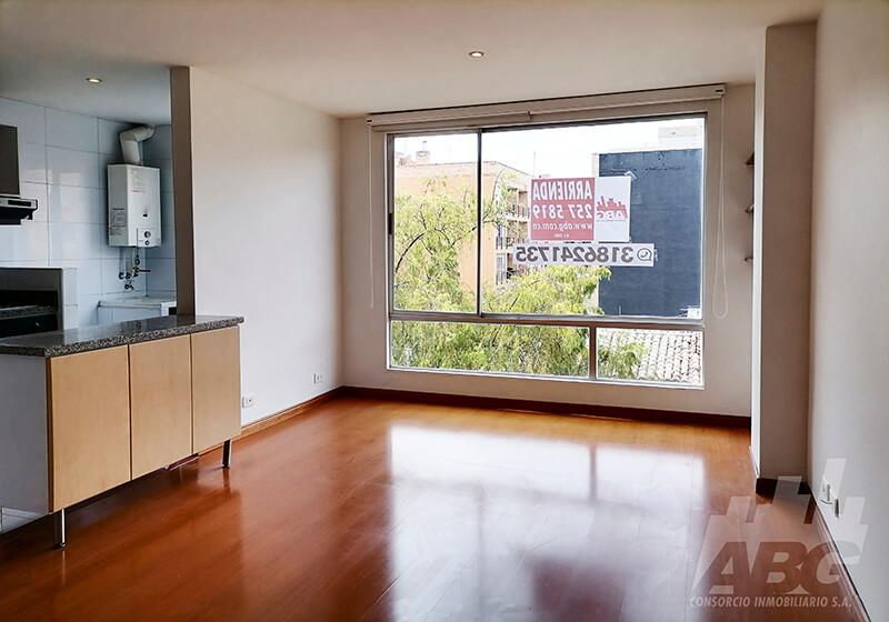 Apartamento en arriendo, barrio Santa Paula