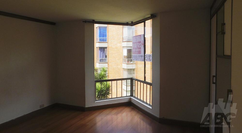 Arriendo apartamento en Mazurén