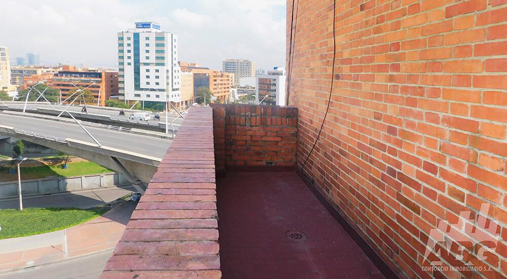 Arriendo oficina en Chicó Norte
