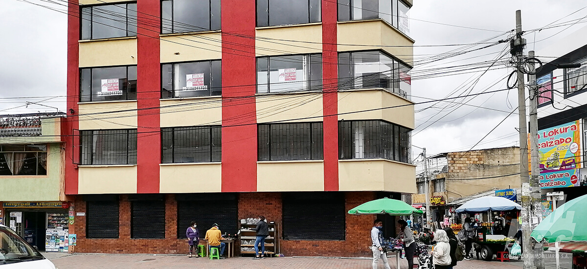 Apartamento en arriendo, barrio San Cristóbal