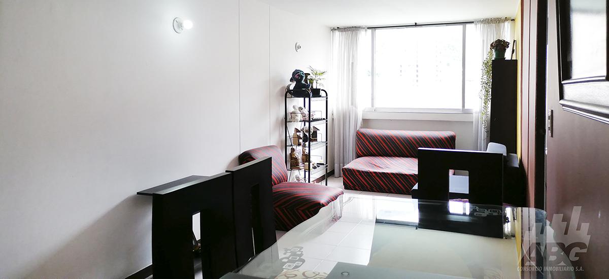 Apartamento en arriendo, barrio Las Nieves
