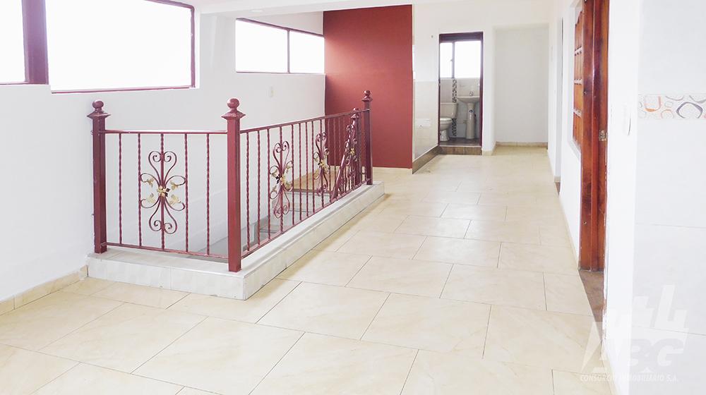 Arriendo apartamento de 126 m² en Ciudad Berna
