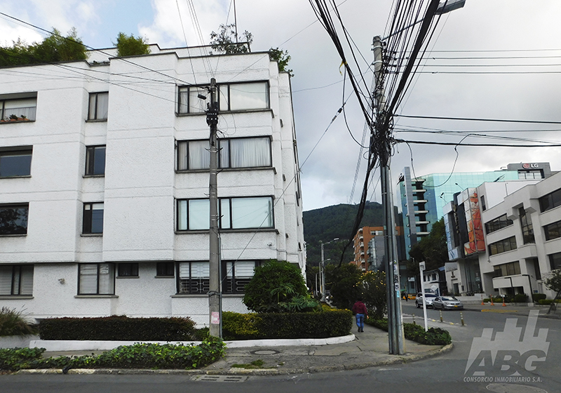 Apartamento en venta, Chicó Norte