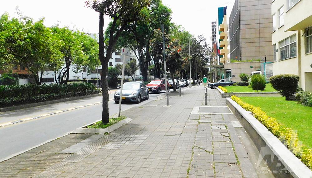 Arriendo local de 100m² en Chicó Norte