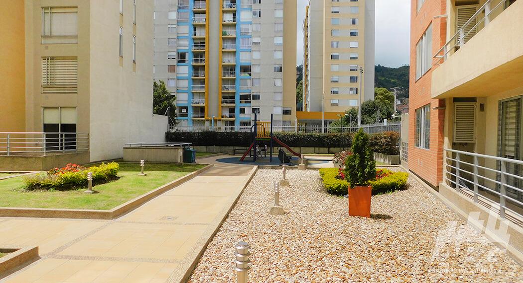 Apartamento en arriendo, barrio Barrancas