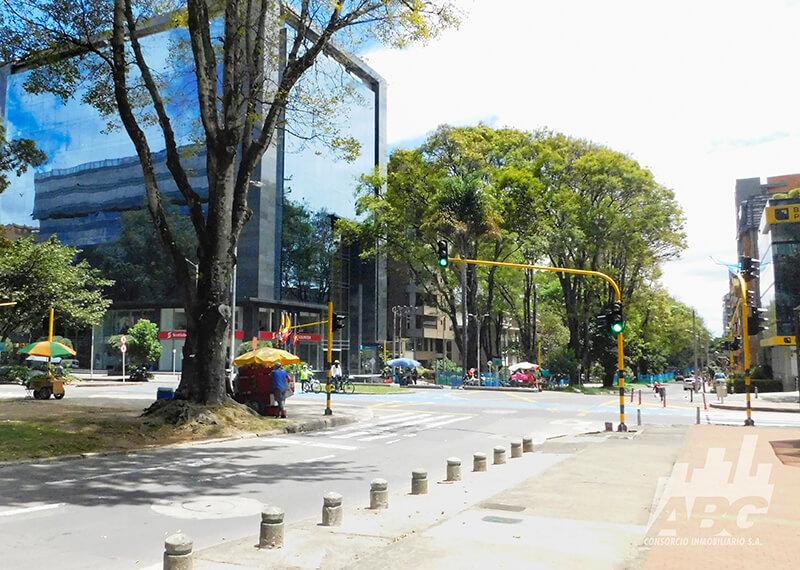 Local en arriendo, barrio Chicó - ABG Consorcio Inmobiliario
