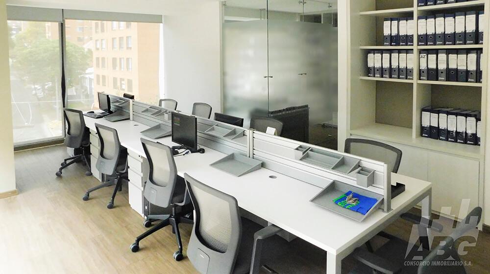 Oficina de 210 m² en venta, El Nogal