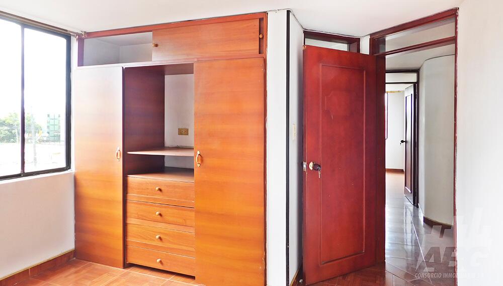 Apartamento en arriendo, en Castilla