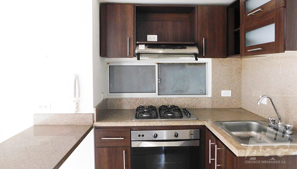 Apartamento en arriendo de 57 m², barrio Tintal